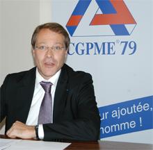 François Asselin, Président de la CGPME Deux-Sèvres
